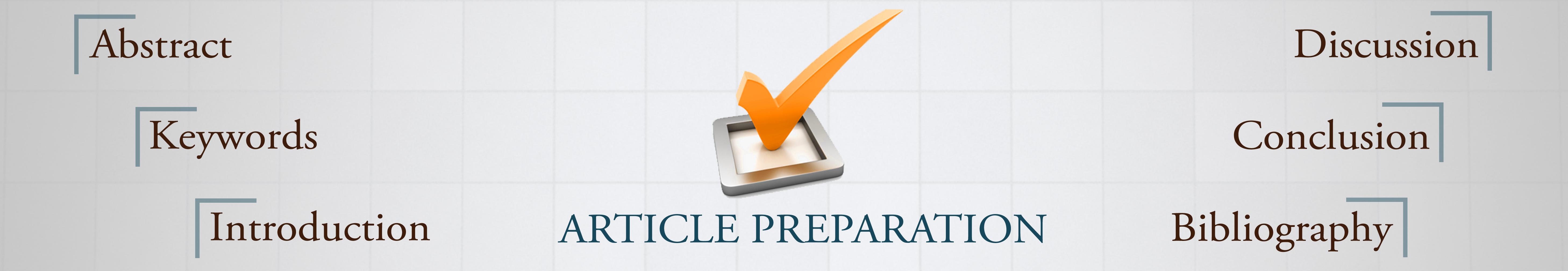 Artcle Preparation