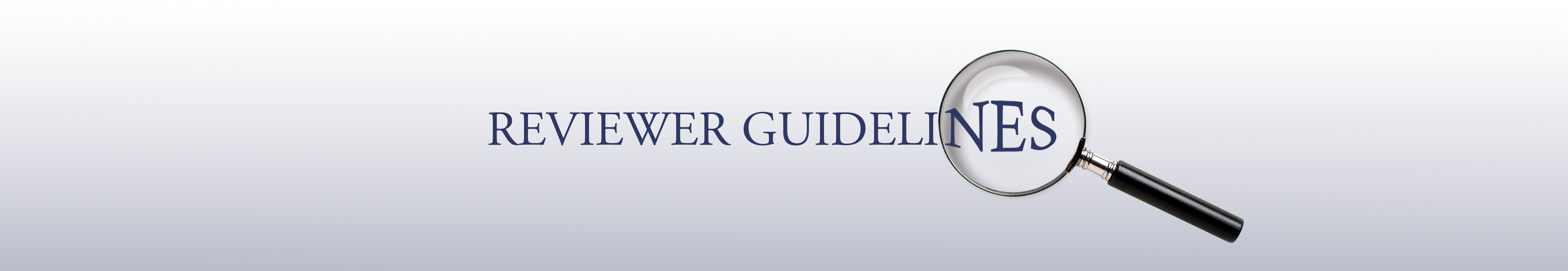 Reviewer-Guideline